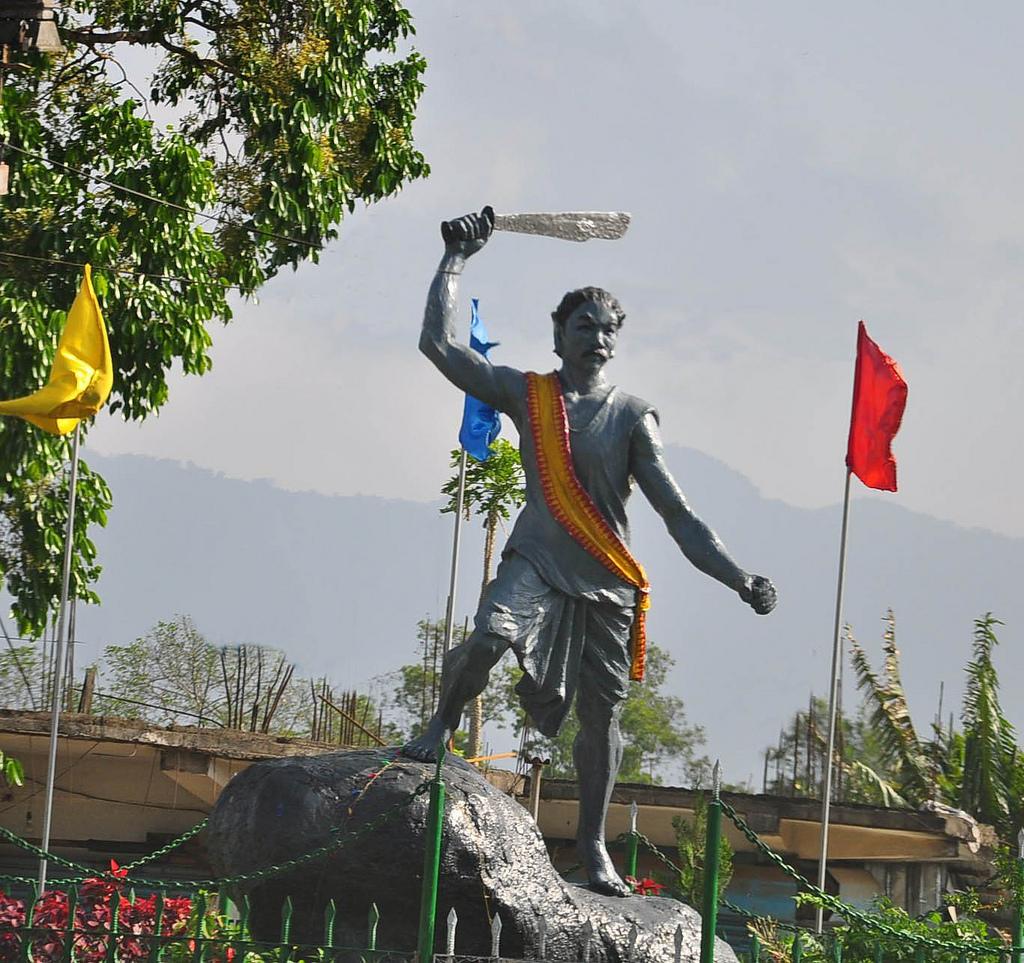 Sambhudan Phonglo