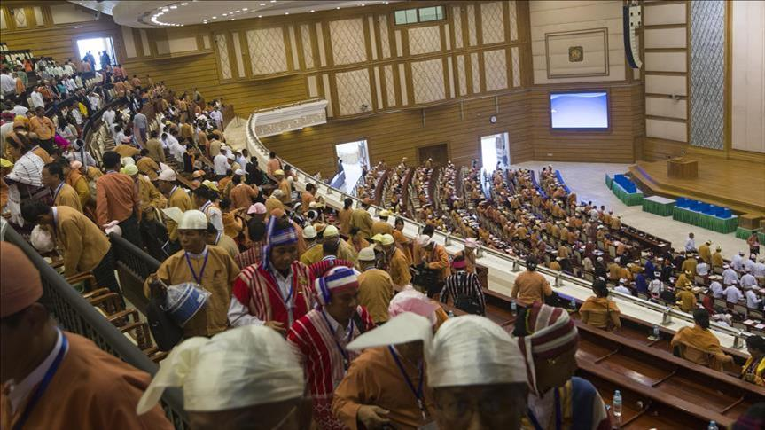 Ethnic rebels have been fighting Myanmar's central government and military for greater autonomy and self-administration since the country's independence from Britain in 1948.