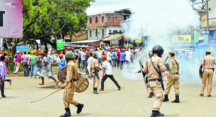 E-Front-__-BJP-protest-at-Khuyathong-11-735x400