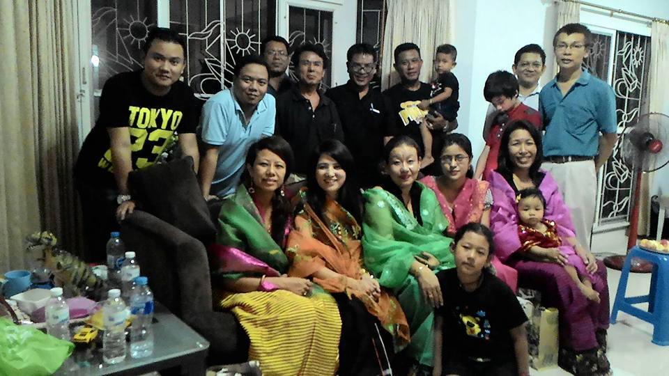 Ningol chakkouba celebration thailand 2016