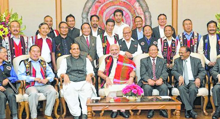Naga peace talk
