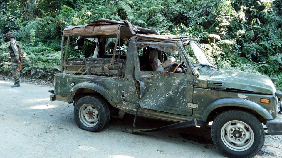 army-truck-ambushed