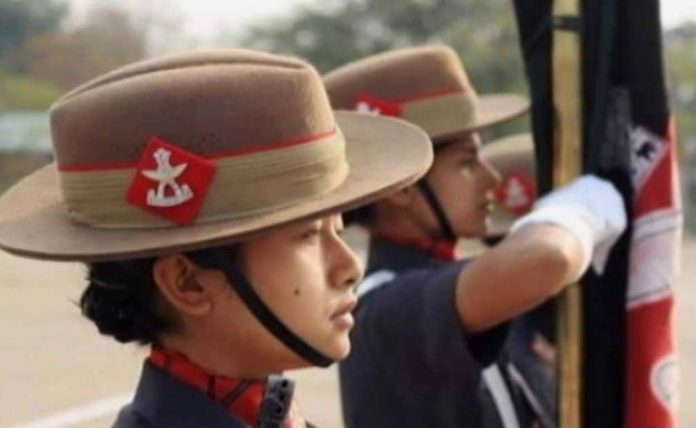 The Assam Rifles officers say the women have performed extremely well and have promising careers ahead.
