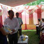 RPL Manager W. Joyshankar Lwang Distributed Kits to the Tranees of Tripura