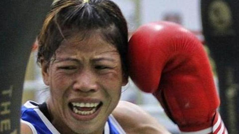 Mary Kom crowned champion for 5th time at Asian Boxing Championships
