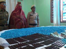 drug seized in Kwakta pangal lamkhai