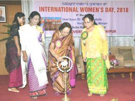 Dr Najma Heptulla, International Women's Day