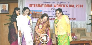 Dr Najma Heptulla, International Women's Day