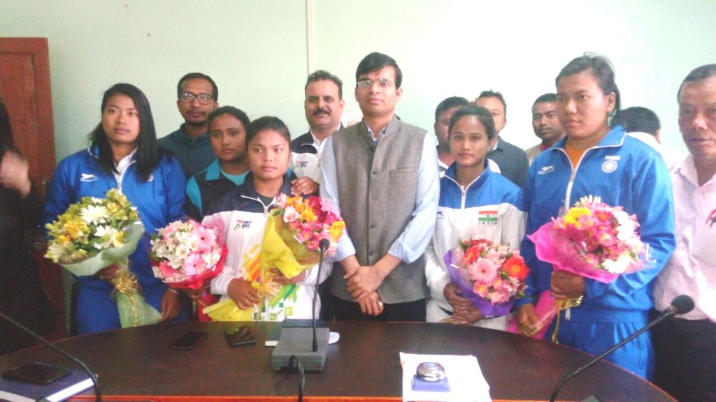 Bishnupur district honours women on INternational women's day