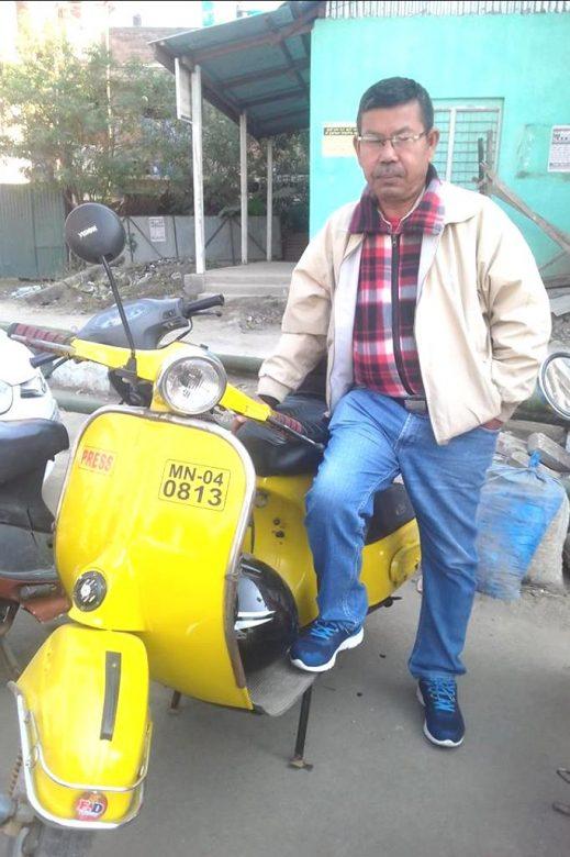 Khelen Thokchom