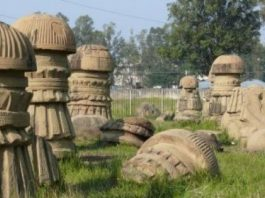 Dimapur- Ruins of Dimasa Kingdom