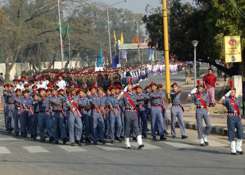 Republic Day at Imphal   2011-01-26