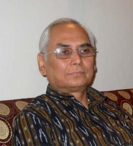 Photo Cap: RS Pandey, Center's Interlocutor for Talks. Picture by Oken Jeet Sandham
