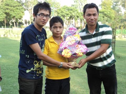 MSAD felicitation ceremony of Manipuri boxer Sarjubala Devi on May 1, 2011 at New Delhi - Photo 2.