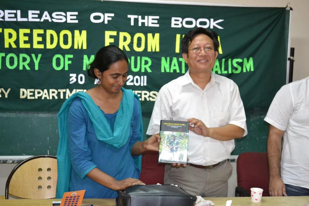 PR Book Release in Delhi