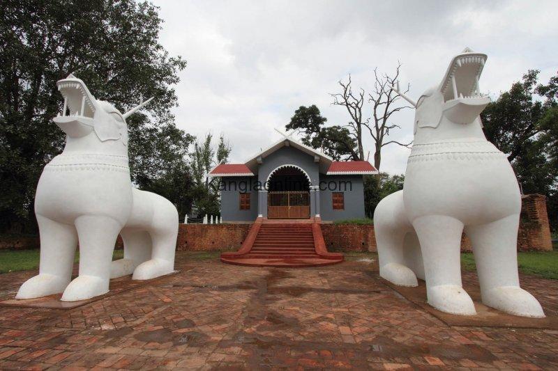 Kangla Sha Manipur - The Sacred Place