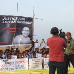 Justice for Richard Loitam, Protest Rally Held at Chennai  7