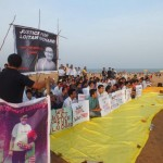 Justice for Richard Loitam, Protest Rally Held at Chennai  9