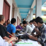 Admission Counselling By Manipur Students Association Delhi 2