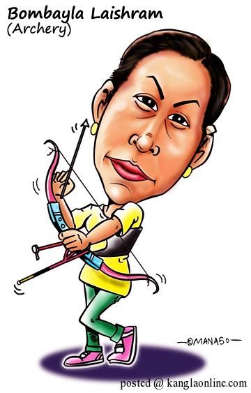 Laishram Bombayla Devi