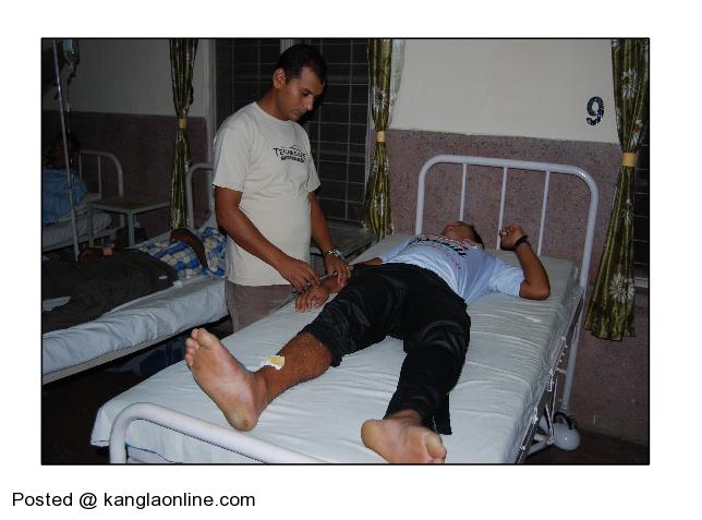 Manipur: 30 Assam Rifles saves a snake bite victim