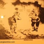 A cartoon by legendary British cartoonist Sir David Low