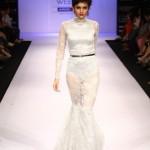 A model on the ramp showcase designer Sailex Ngairangbams creations at LFW (5)