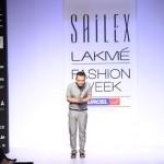 Sailex Ngairangbam of Manipur, who recently showcased his designerwear at Lakmé Fashion Week Winter/Festive 2012