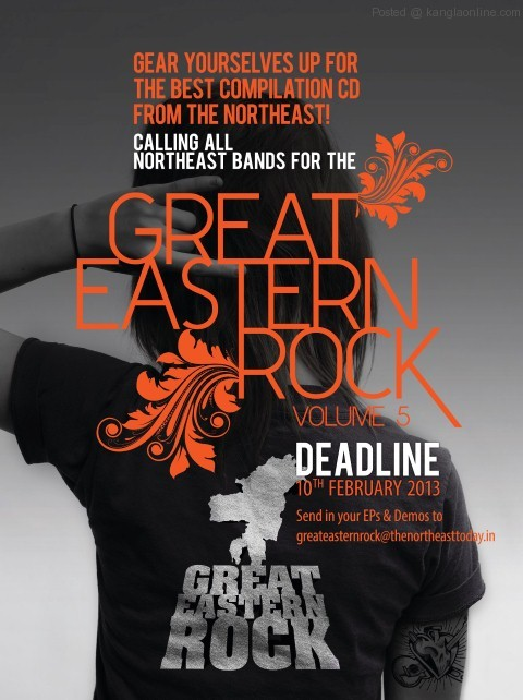 Great Eastern Rock 'V': The Northeast Today is calling for entries.