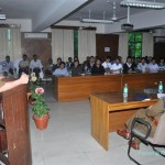 Traning on security for North East Residents - Delhi Police (13)