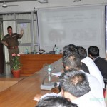 Traning on security for North East Residents - Delhi Police (12)