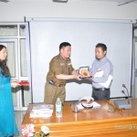 Traning on security for North East Residents - Delhi Police (5)