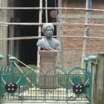 Bir Tikendrajit – Statue at Lakhipur , Cachar Assam – Heros of Manipur