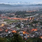 View of Manipur Valley Landscape Photography