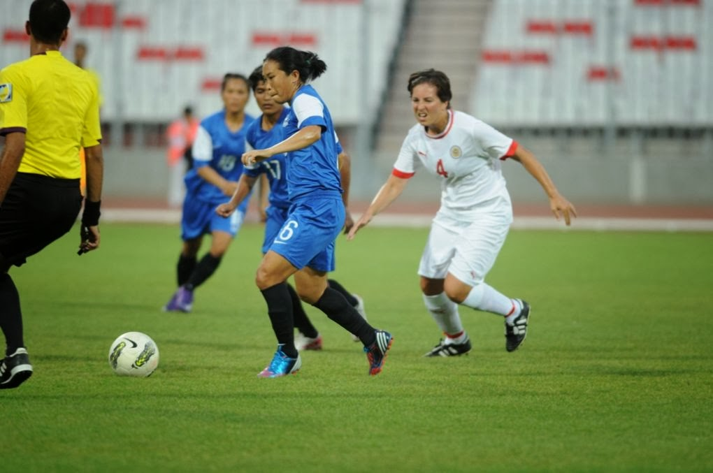 Oinam Bembem - Indian woman footballer from Manipur