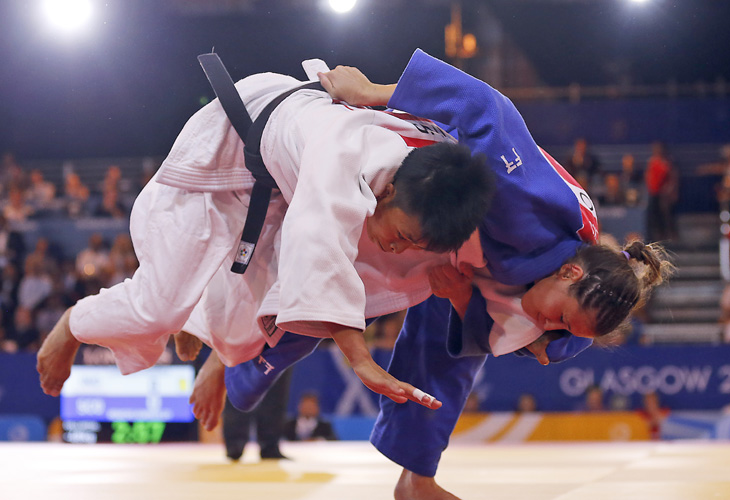 Sushila Likmabam - Silver Medal in Glasgow 2014 XX Commonwealth Game Photo: Zee News