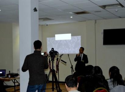 Host: Lien Gangte from Manipur