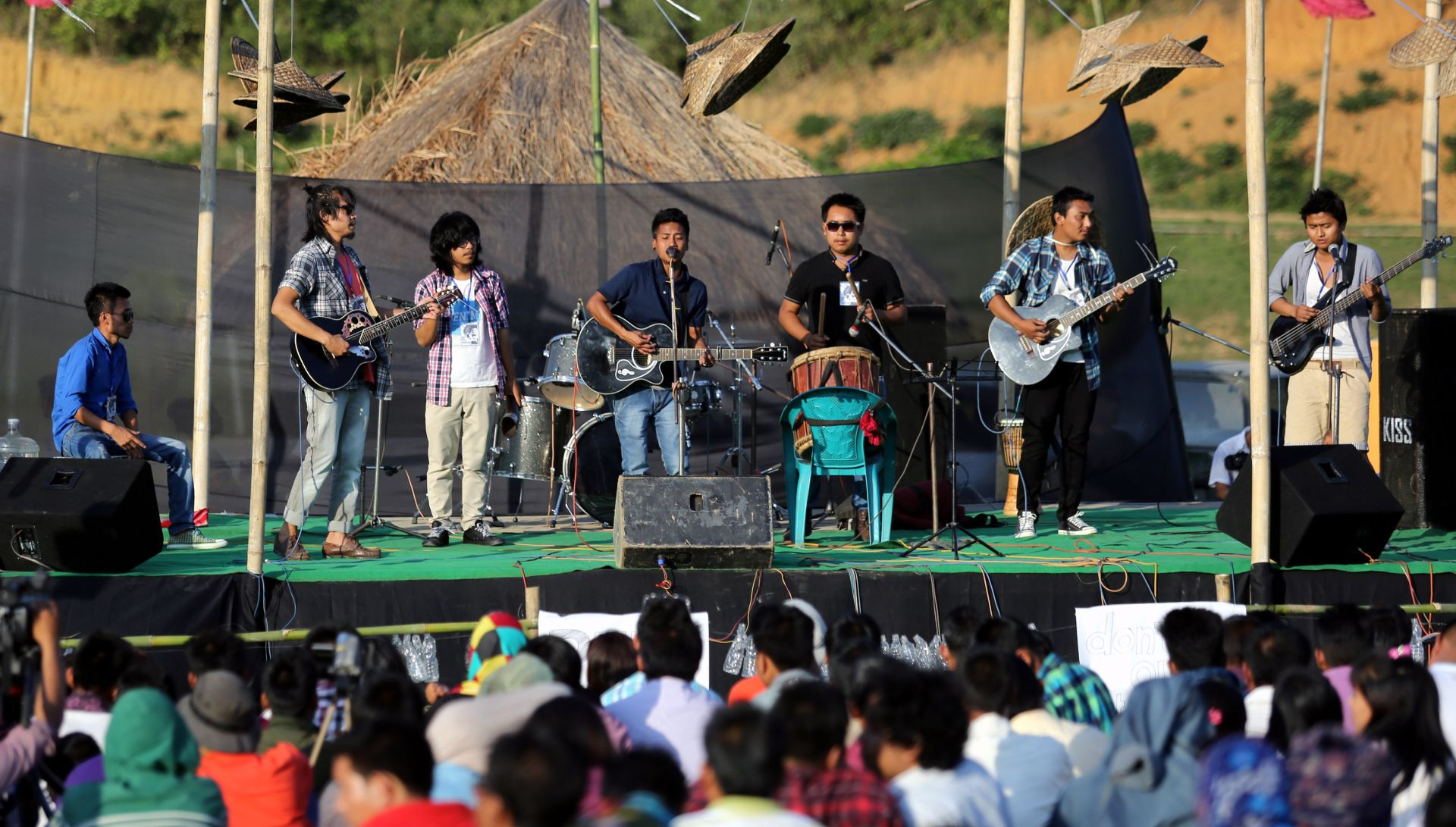 Manipur Music and Arts festival - Where have all the flowers gone?