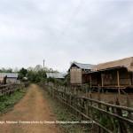 View of Phaikoh Village, Manipur. Express photo by Deepak Shijagurumayum