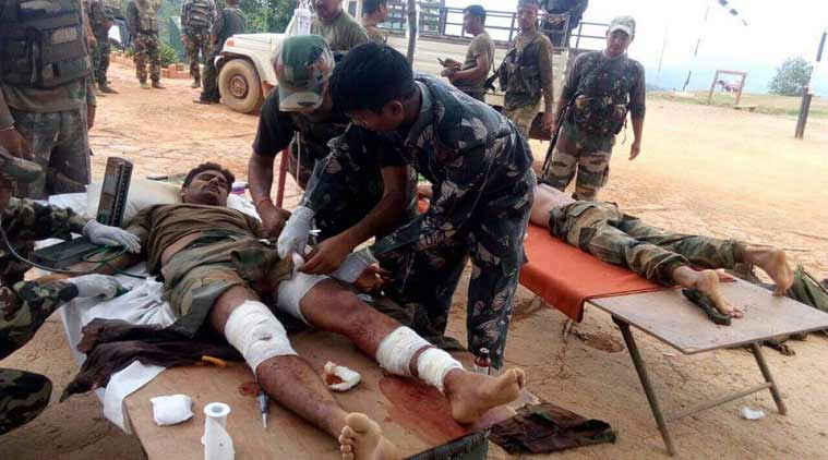 manipur ambush claimed by NSCN, KYKL and KCP