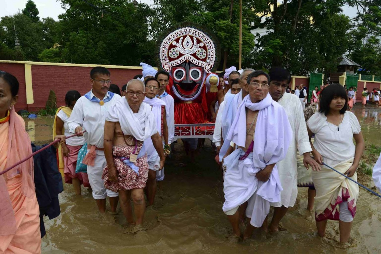 govindaji temple, manipur, rath yatra