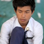 Thoudam Mukesh began hunger strike to implement ILPS in Manipur