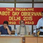 MSAD Irabot day