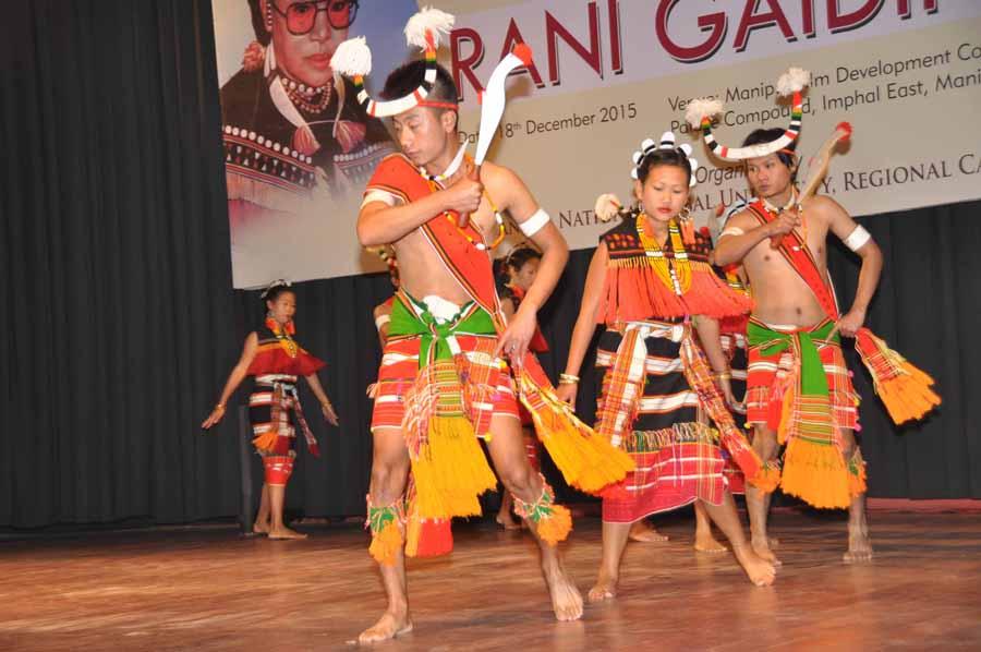 Rani Gaidinlu Centenary cum Golden Jubilee , Thanagong Khoupum, Tamenglong
