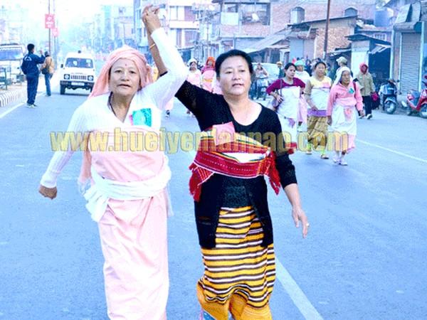 Nupi Lan - Manipur Woman power