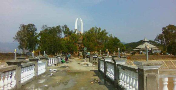 Khongjom war memorial tourist complex