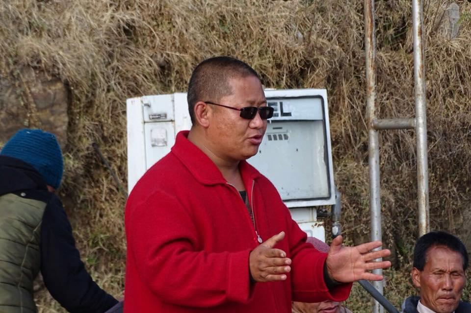 Arunachal Lama Lobsang Gyatso