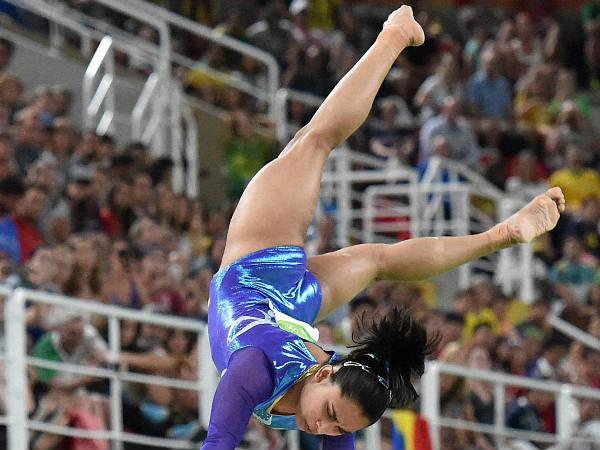 File photo: Dipa Karmakar at Rio Olympics 2016