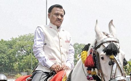 BJP MP Ram Prasad Sharma