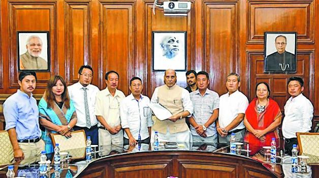 E-Front-__-Naga-Delegation-in-New-Delhi-with-Rajnath